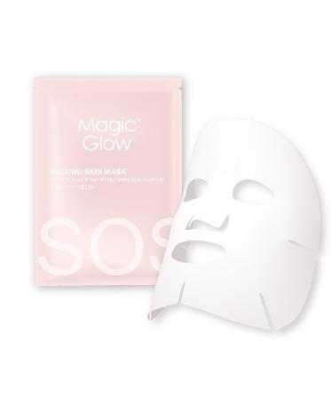 MagicGlow® 急救水光面膜 10pcs/Box [極速保水] 肌膚即時回復完美狀態
